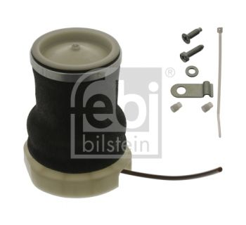 Soufflet à air, suspension pneumatique FEBI BILSTEIN 39721