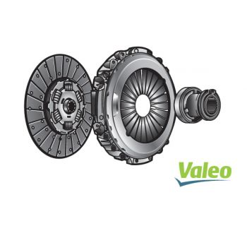 Kit d'embrayage VALEO 805039